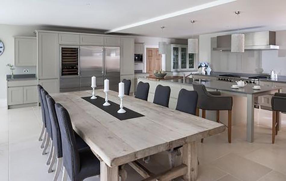 Byron Burford Design Kitchen Table 2