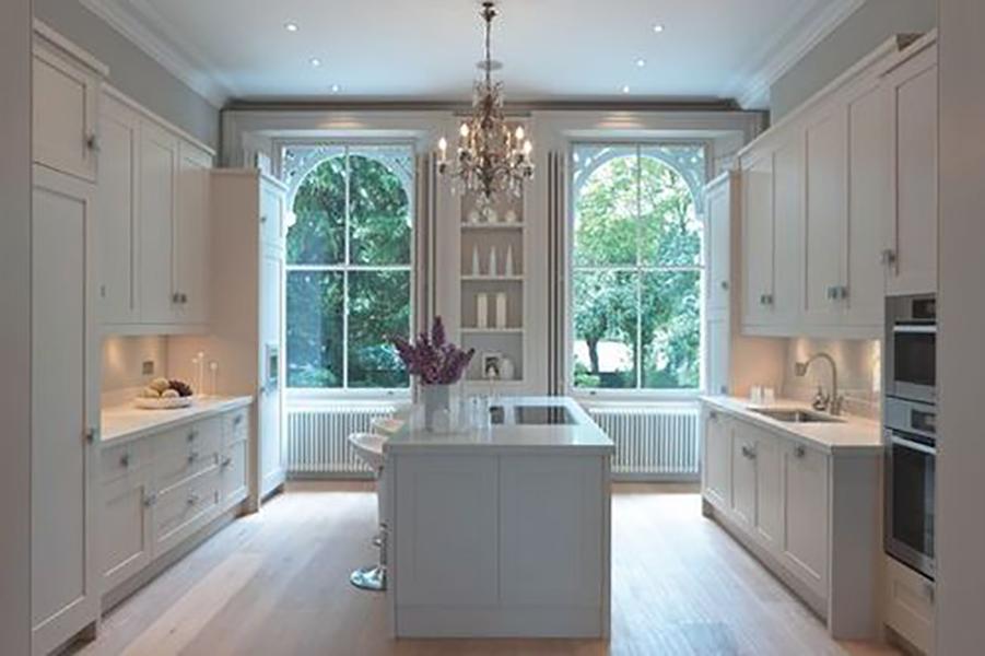 Byron Burford Design Kitchen Island 4