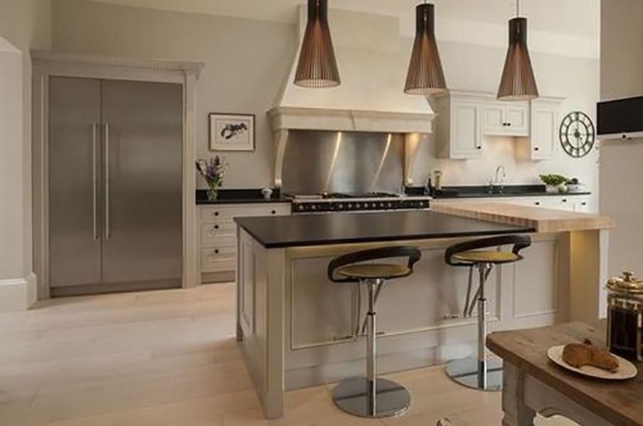 Byron Burford Design Kitchen Bar