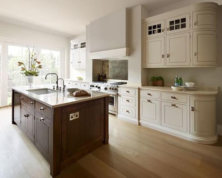 Byron Burford Design Kitchen Island 2