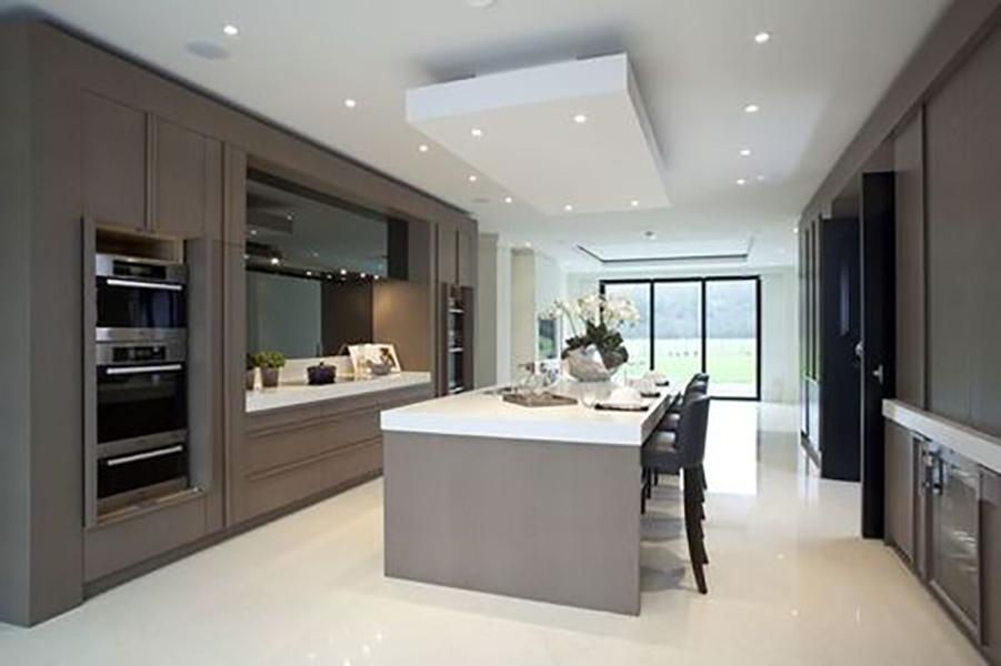 Byron Burford Design Kitchen Island 3