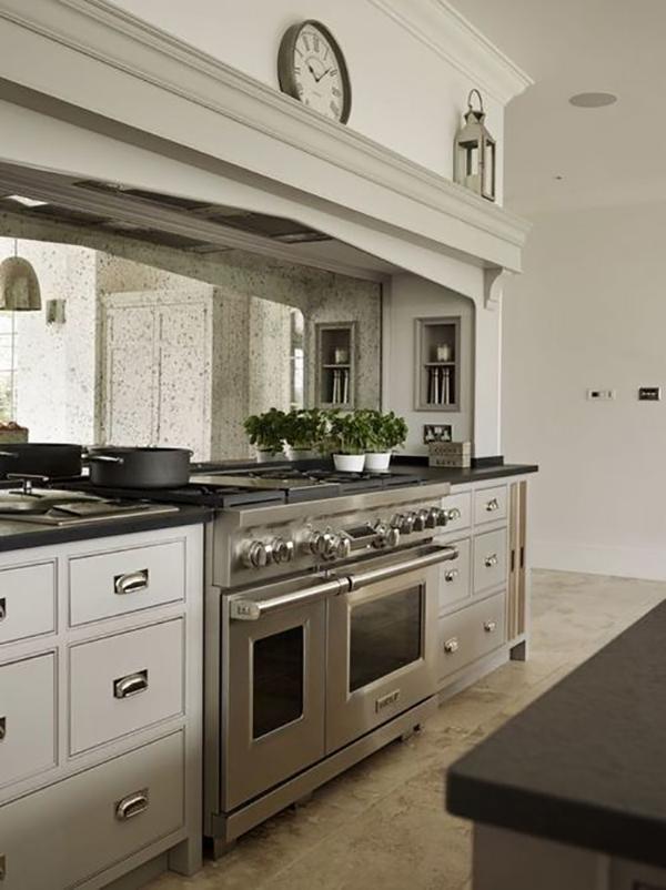 Byron Burford Design Kitchen Ovens