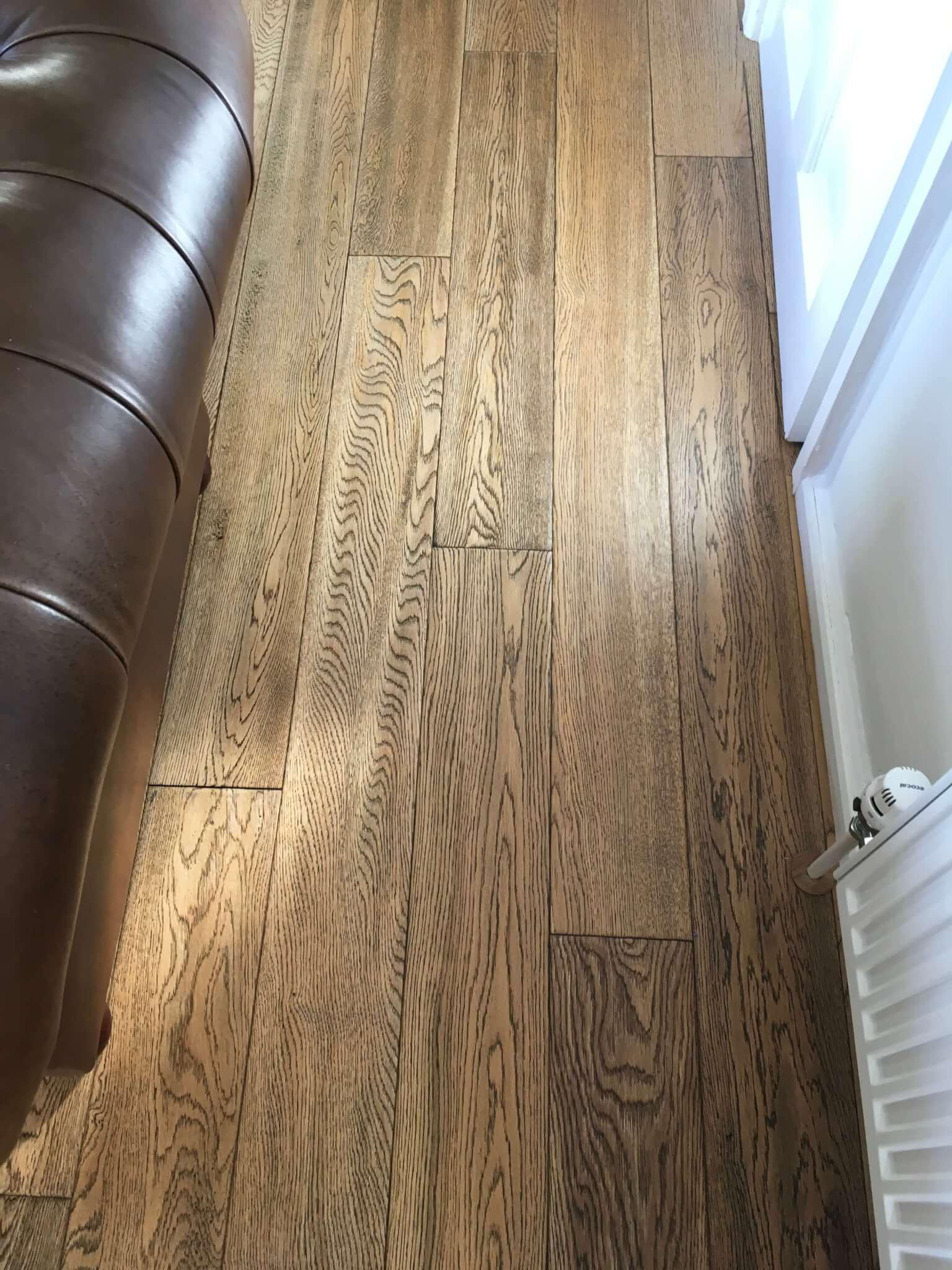 Bespoke Solid wood flooring